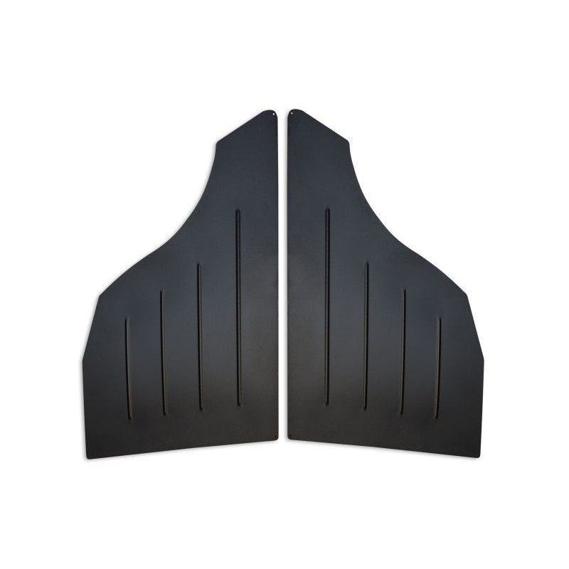 Panel drzwi E46 coupe TYŁ - GRUBYGARAGE - Sklep Tuningowy